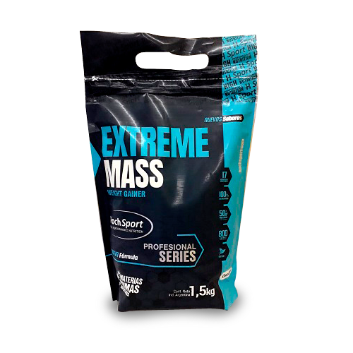 Extreme Mass x 1500 gr Chocolate
