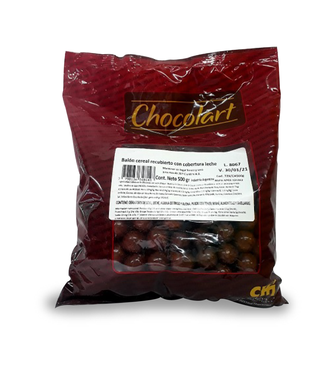 Cereal Balon c/Chocolate PACK 8 x 500gr