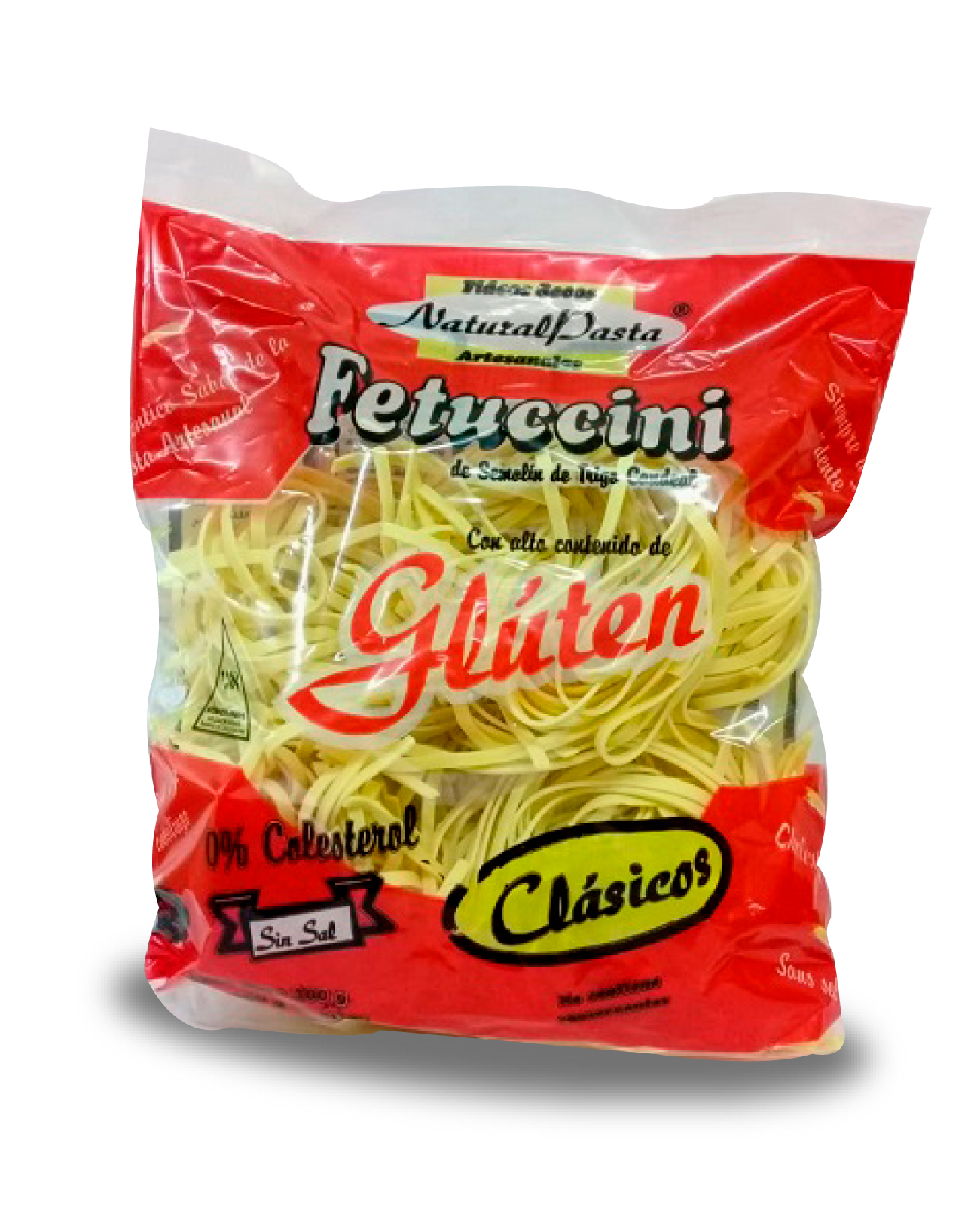 Fetuccini NATURAL PACK 12 x 300 grs