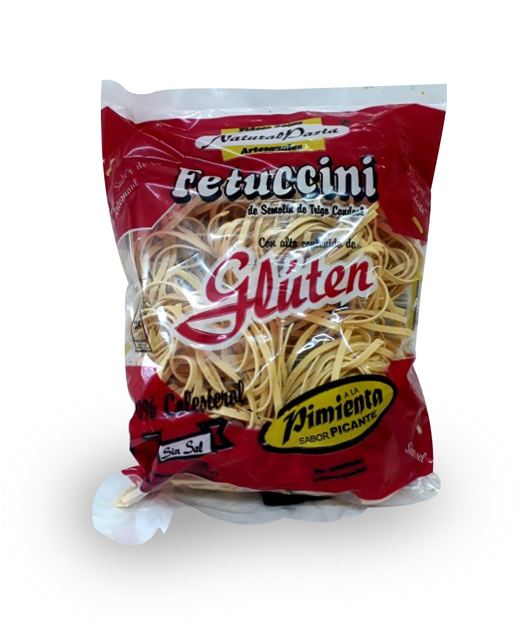 Fetuccini PIMIENTA PACK 12 x 300 grs