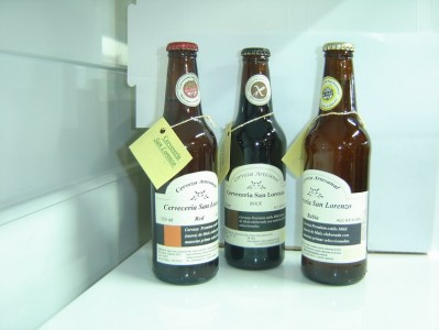 Cerveza Artesanal sin TACC San Lorenzo
