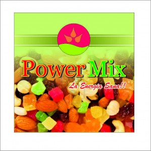Power Mix granola artesanal